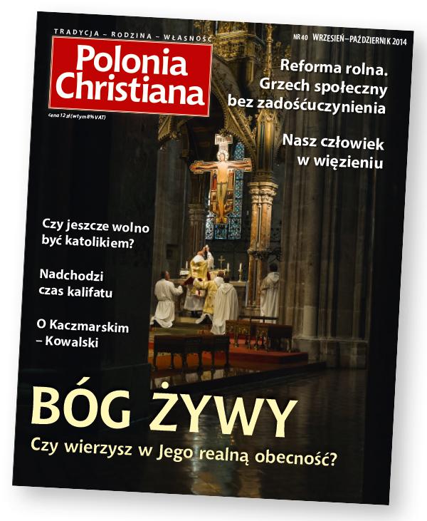 40.numer Polonia Christiana