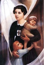 Bł. Elżbieta Canori Mora